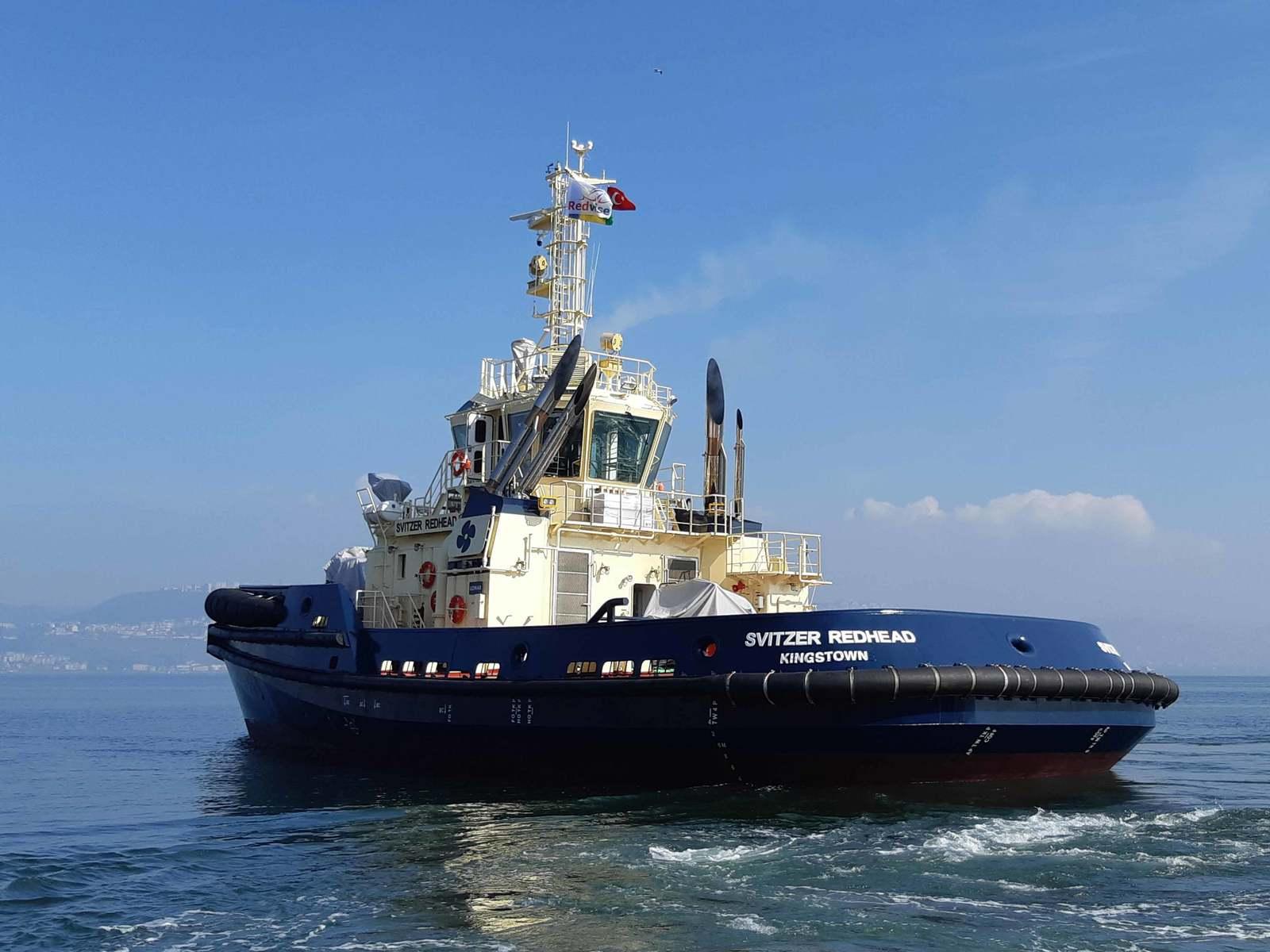 Tug Ship-Set supply for Uzmar